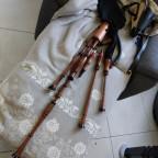 Neue Flöte mit Balk